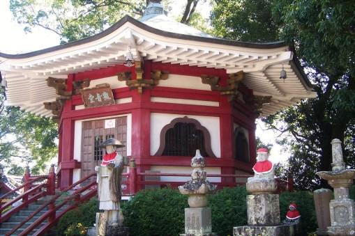 Konsen-ji - Third Temple Of The Shikoku Pilgrimage - 7