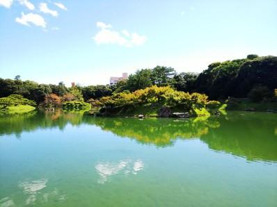 Ritsurin Garden from Kikugetsu-tei - 5
