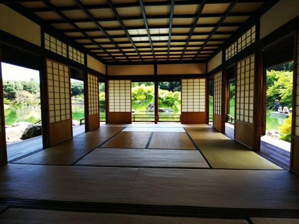 Ritsurin Garden from Kikugetsu-tei - 8