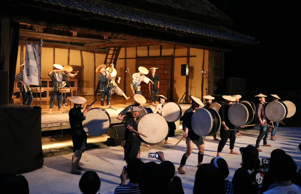 Seppuku Pistols at Shikoku Mura (Setouchi Triennale 2019 – Part Twelve)