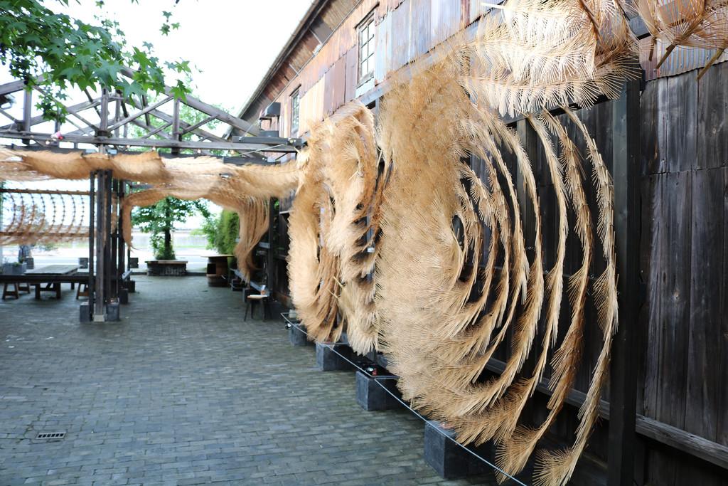 Art Takamatsu - Setouchi Triennale 2019 - 26 - Uchiwa Rib Square