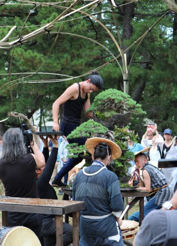 Seppuku Pistols vs Masashi Hirao - Megijima 2019 - 11