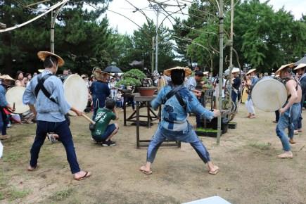 Seppuku Pistols vs Masashi Hirao - Megijima 2019 - 3