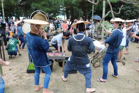 Seppuku Pistols vs Masashi Hirao - Megijima 2019 - 4