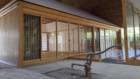 Naoshima March 2021 - 10 - Naoshima Hall