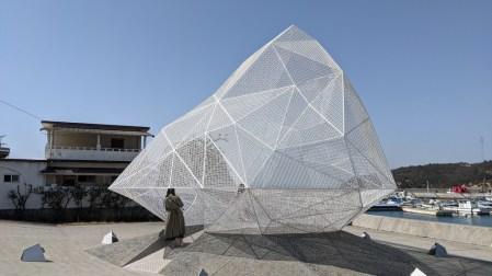 Naoshima March 2021 - 4 - Naoshima Pavilion