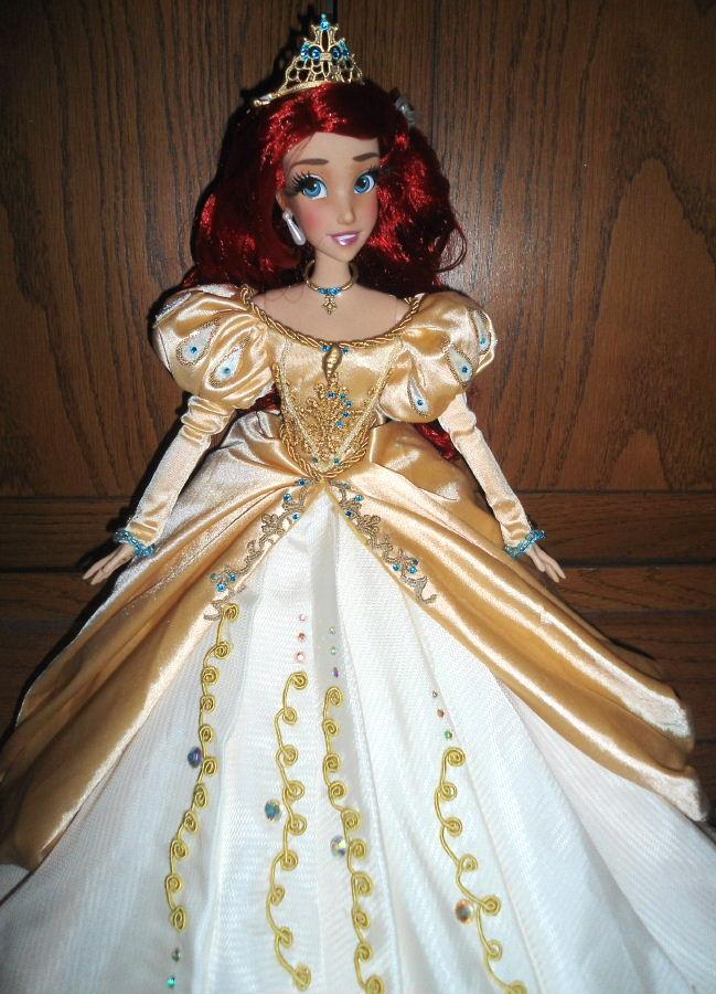 Princess Ariel Golden Dreams 17 Quot Singing Doll