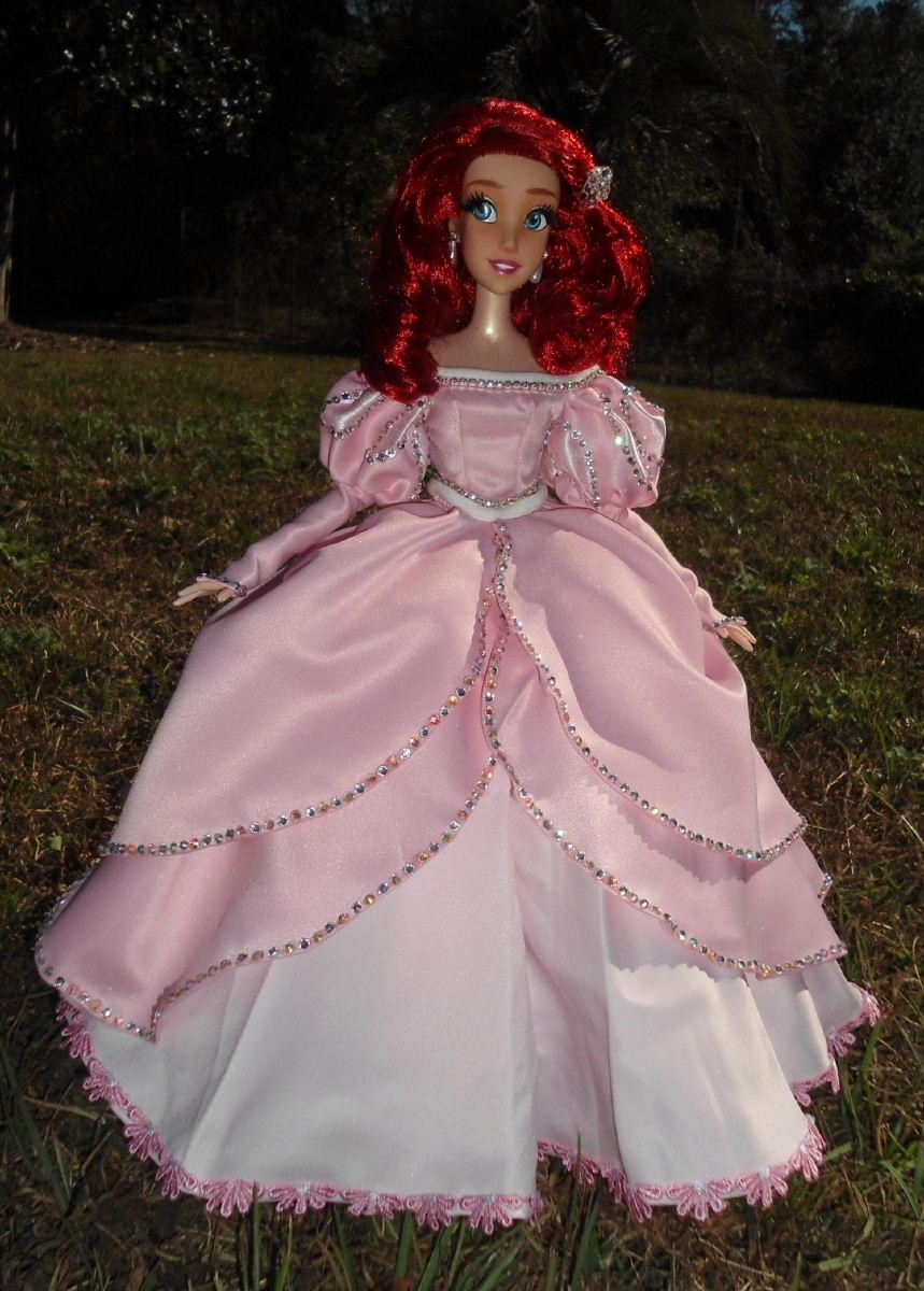 Princess Ariel 17 Quot Le Style Doll