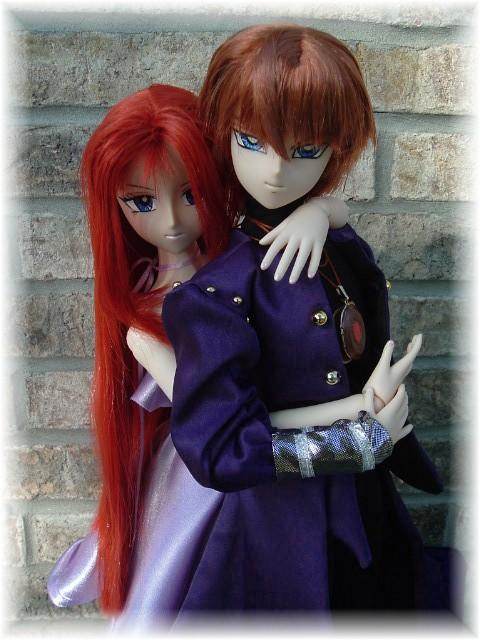 Serenity Wheeler 24 DD Volks Of Japan Doll