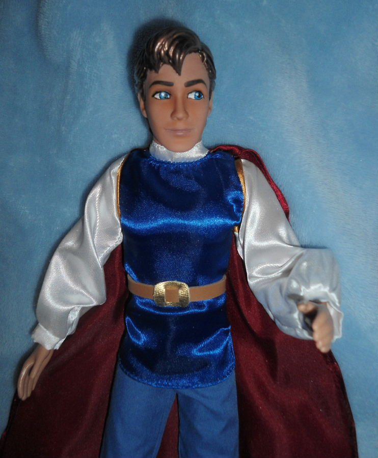 Prince Florian From Snow White 12 Doll