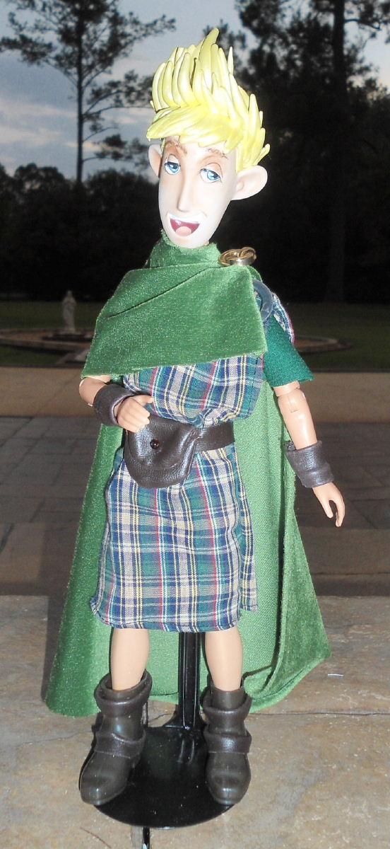Donald Amp Merida 11 Wedding Doll Set