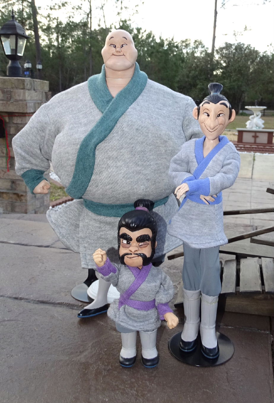 Chien Po From Mulan 15 Quot Doll