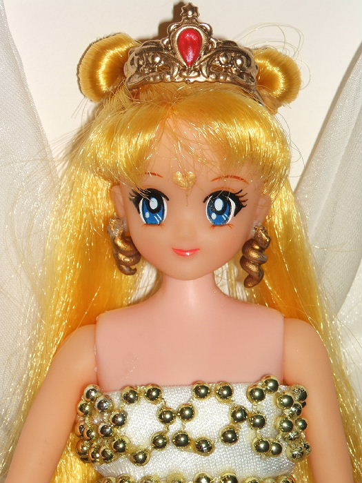 Neo Queen Serenity 11 Quot Bandai Doll