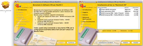Cè Il Lettore Di Smart Card E Funziona Sui Mac Settebit