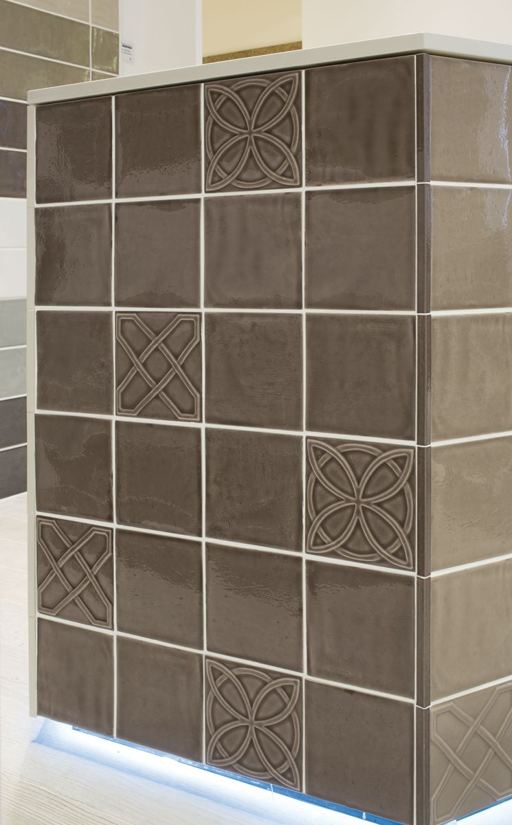 SETTECENTO Mosaici E Ceramiche Darte Floor And Wall Ceramic Tiles