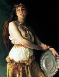 Salomè, danza dei sette veli