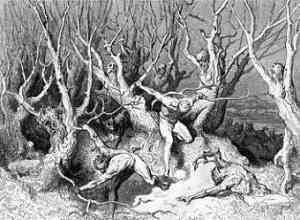 ... Los hombres eran, y ahora se cambian a los árboles ...