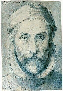 Retrato de Joseph Arcinboldi