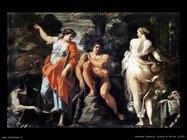 Annibale Carracci La elección de Hércules (1596)