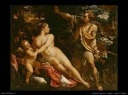 Venus, Adonis y Cupido (1595)