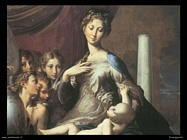 Parmigianino Madonna del cuello largo