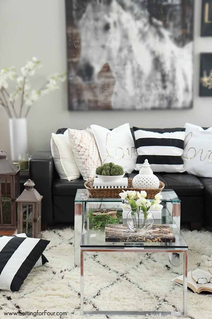 Family Room Decorating Ideas Gray