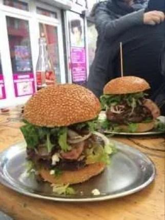 BBQ Burger at BBI