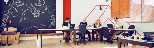 Coworking space in Berlin - RoofUp