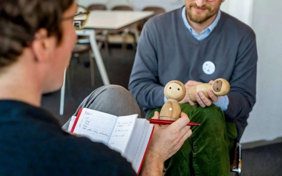 Smart Wooden Dolls