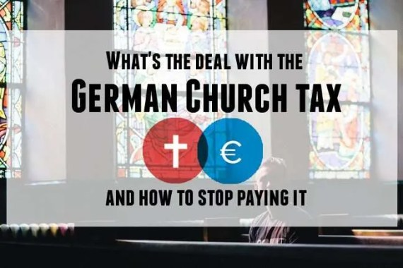 German church tax