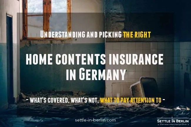 house insurance germany