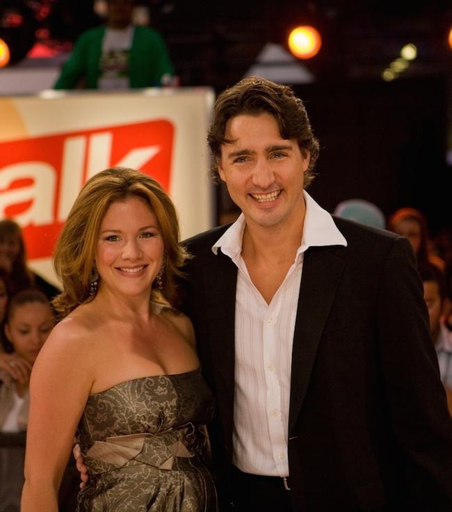 ETalk2008-Justin_Trudeau_Sophie_Gregoire