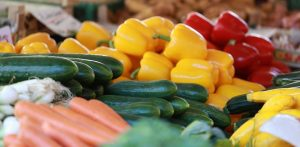 vegetables, mixed, ripe