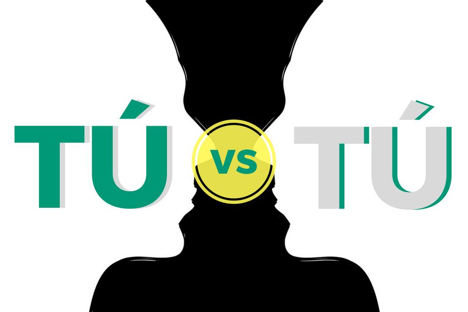 TÚ versus TÚ - sé tú el cambio - setuelcambio.com