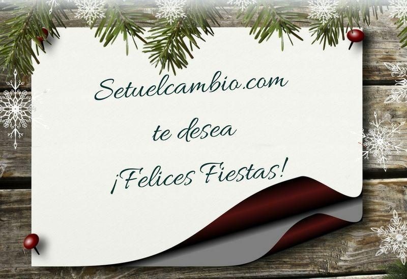 setuelcambio.com te desea felices fiestas