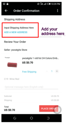 How to order Products from Aliexpress safely to Nigeria