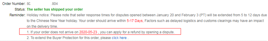 claim refund on