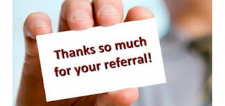 referrals Beauumont, referrals Port Arthur, referral team Beaumont, referral team Southeast Texas, SETX referral team