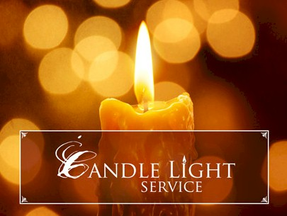 Christmas Eve Candlelight Service Southeast Texas - church advertising Orange Tx