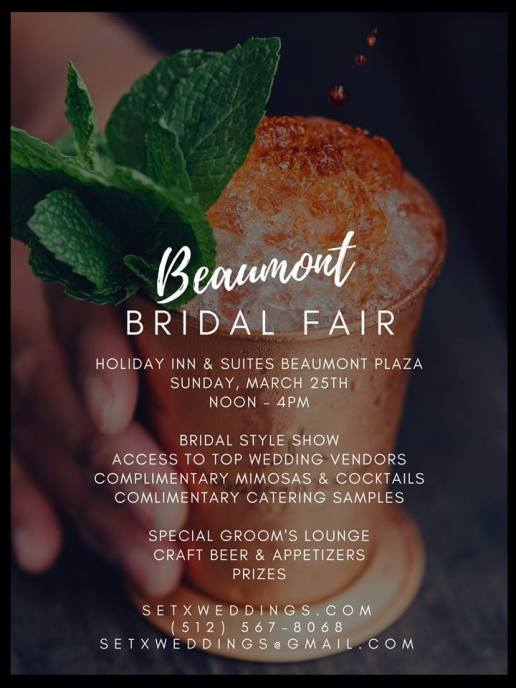 bridal fair Beaumont TX, wedding events Southeast Texas, Golden Triangle bridal events, Bridal Traditions, Bridal Traditions Beaumont