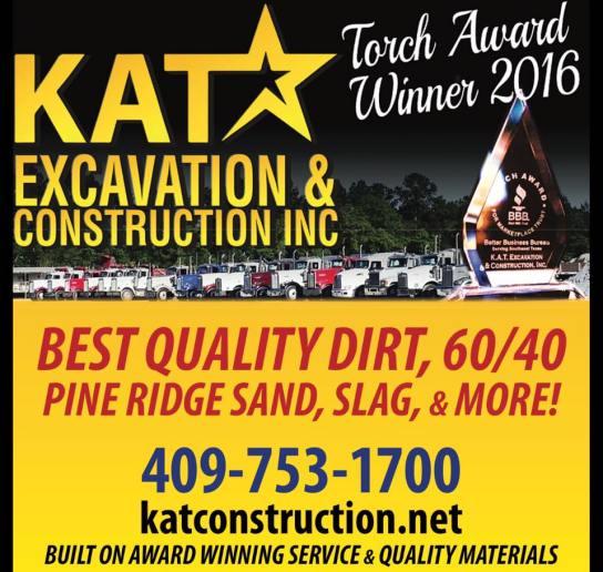 KAT Excavation & Construction, oilfield services Beaumont TX, oilfield services Port Arthur, oilfield services SETX