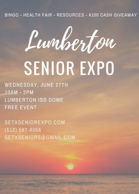 senior expo Lumberton, senior expo Port Arthur, senior expo Beaumont TX, senior expo Nederland TX, senior expo Lumberton Texas, senior expo Jasper, senior events Southeast Texas, senior events East Texas, advertising Southeast Texas, senior marketing SETX, senior marketing Golden Triangle TX