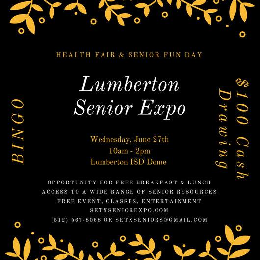 senior expo Lumberton TX, health fair Lumberton TX, senior expo Beaumont, Health Fair Beaumont TX, senior events Texas, senior events Houston TX, senior calendar Texas, senior calendar Houston