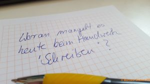 Texten – das aussterbende Handwerk?