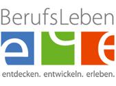 Logo BerufsLeben; Wort-Bild-Marke; Referenz