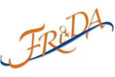 Logo Frida e. V.; Wort-Bild-Marke; Referenz