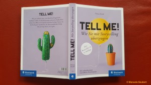Rezension: Tell me! – Wie Sie mit Storytelling überzeugen