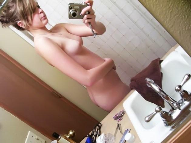 selfie novinhas