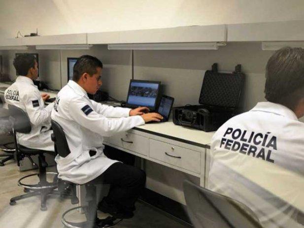 Policía Federal 'baja' sitio ilegal de películas en línea