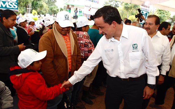 Invierte IMSS 2,000 millones de pesos en nuevos hospitales y clínicas para el Estado de México